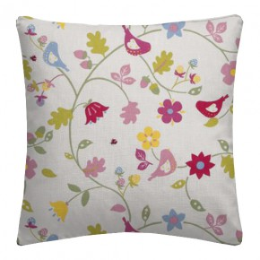 Clarke and Clarke Sketchbook Bramble Summer Cushion Covers
