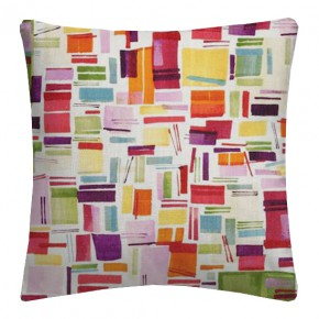 Clarke and Clarke Artbook Brooklyn Linen Multi Cushion Covers