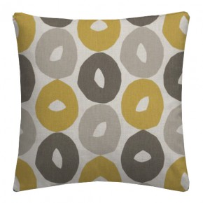 Clarke and Clarke La Vie Byblos Chartreuse Cushion Covers
