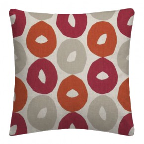 Clarke and Clarke La Vie Byblos Spice Cushion Covers