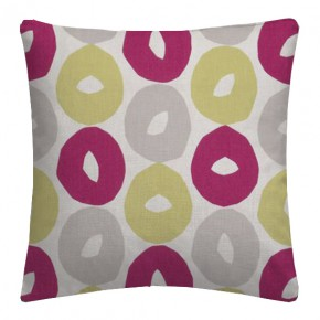 Clarke and Clarke La Vie Byblos Summer Cushion Covers