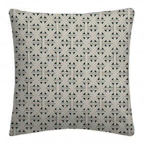 Clarke and Clarke  Colony Cabana Charcoal Cushion Covers