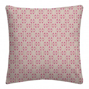 Clarke and Clarke  Colony Cabana Fuchsia Cushion Covers