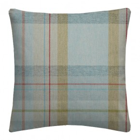 Prestigious Textiles Highlands Cairngorm Duckegg Cushion Covers