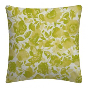 Clarke and Clarke Artbook Caitlin Linen Citrus Cushion Covers