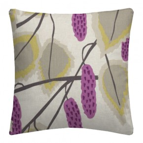 Clarke and Clarke La Vie Cannes Berry Cushion Covers