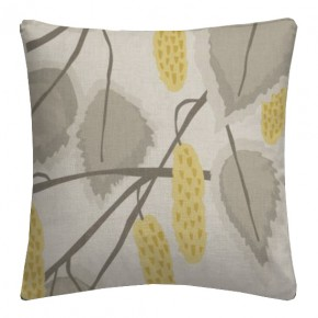 Clarke and Clarke La Vie Cannes Chartreuse Cushion Covers
