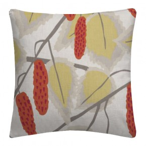 Clarke and Clarke La Vie Cannes Spice Cushion Covers