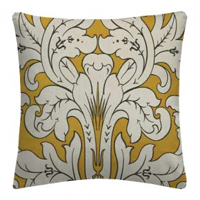 Clarke and Clarke Chateau Chateau Gold Cushion Covers