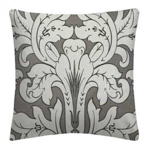 Clarke and Clarke Chateau Chateau Smoke Cushion Covers