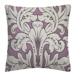 Clarke and Clarke Chateau Chateau Violet Cushion Covers
