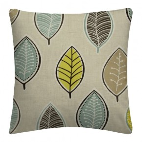 Clarke and Clarke Cariba Coco Chartreuse Cushion Covers