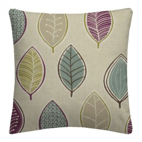 Clarke and Clarke Cariba Coco Heather Cushion Covers