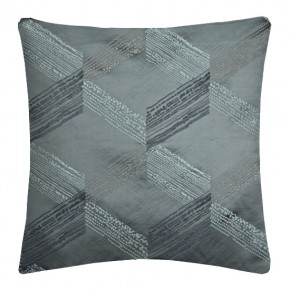 Prestigious Textiles Focus Connect Zinc Cushion Covers