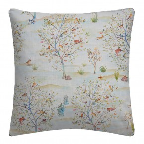 Country Garden Coppice Autumn Cream Cushion Covers