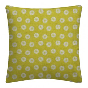 Clarke and Clarke Cariba Daiquiri Chartreuse Cushion Covers