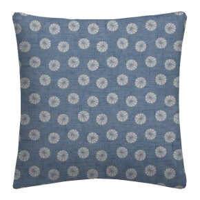 Clarke and Clarke Cariba Daiquiri Denim Cushion Covers