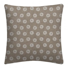 Clarke and Clarke Cariba Daiquiri Mocha Cushion Covers