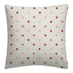 Clarke and Clarke Sketchbook Dotty Brick Cushion Covers