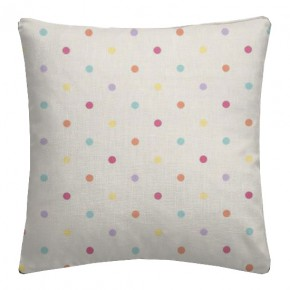 Clarke and Clarke Sketchbook Dotty Sunshine Cushion Covers
