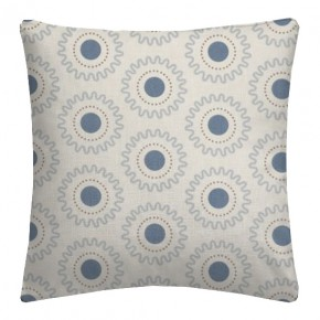 Clarke and Clarke Astrid Ebba Sky Cushion Covers
