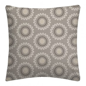 Clarke and Clarke Astrid Ebba Taupe Cushion Covers