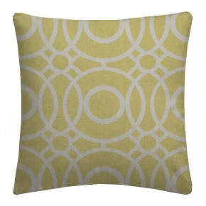 Clarke and Clarke Folia Eclipse Citrus Cushion Covers