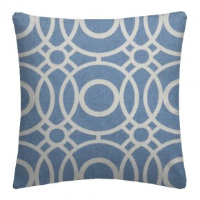Clarke and Clarke Folia Eclipse Delft Cushion Covers