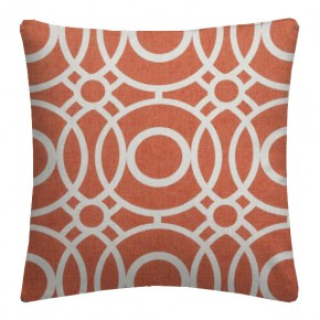 Clarke and Clarke Folia Eclipse Spice Cushion Covers