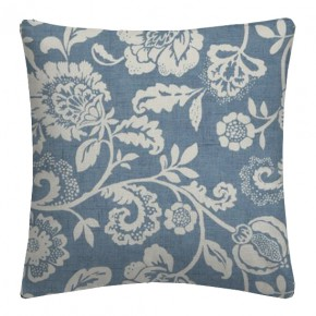 Clarke and Clarke Genevieve Eliza Chambray Cushion Covers