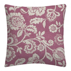 Clarke and Clarke Genevieve Eliza Mulberry Cushion Covers