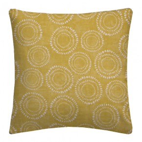 Prestigious Textiles SouthBank Embankment Saffron Cushion Covers