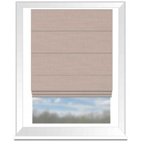 Nantucket Petal Roman Blind
