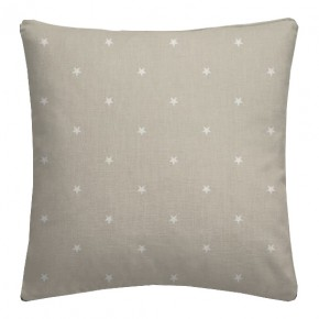 Clarke and Clarke Sketchbook Etoile Linen Cushion Covers