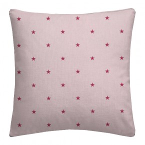 Clarke and Clarke Sketchbook Etoile Pink Cushion Covers
