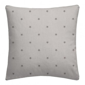 Clarke and Clarke Sketchbook Etoile Smoke Cushion Covers
