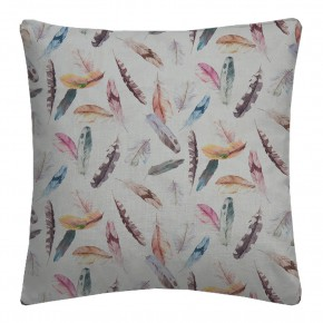 Country Garden Feather Cream Cushion Covers