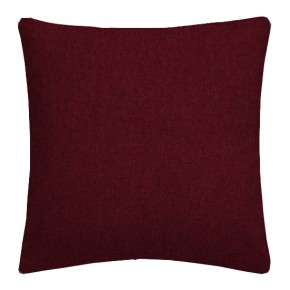 Prestigious Textiles Finlay Bordeaux Cushion Covers