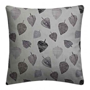 Prestigious Textiles Annika Freya Graphite Cushion Covers
