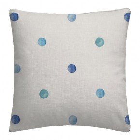 Clarke and Clarke Sketchbook Gala Blue Cushion Covers