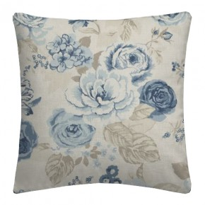 Clarke and Clarke Genevieve Clarke and Clarke Genevieve Chambray Cushion Covers