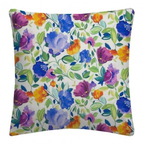 Clarke and Clarke Artbook Giselle Linen Violet Cushion Covers