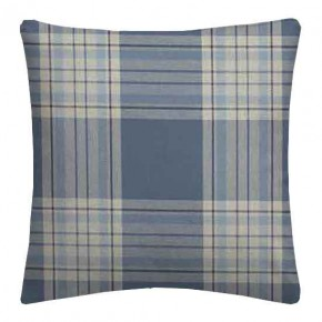 Clarke and Clarke Glenmore Clarke and Clarke Glenmore Denim Cushion Covers