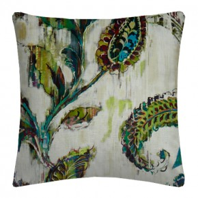 A Prestigious Textiles Decadence Grandeur Adriatic Cushion Covers