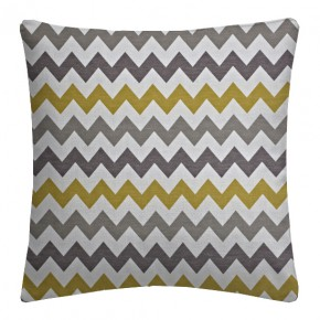 Prestigious Textiles Metro Graphix Citron Cushion Covers