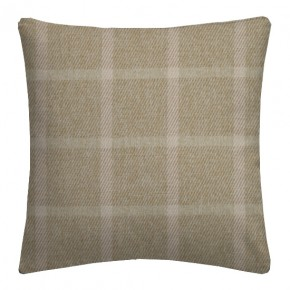 Prestigious Textiles Highlands Halkirk Oatmeal Cushion Covers