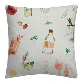 A Village Life  Happy Hour  Cream  Cushion
