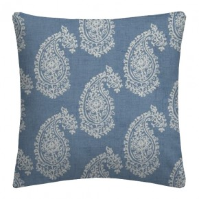 Clarke and Clarke Genevieve Harriet Chambray Cushion Covers