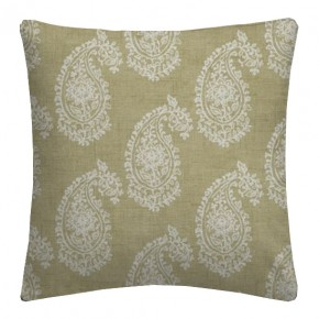 Clarke and Clarke Genevieve Harriet Sage Cushion Covers