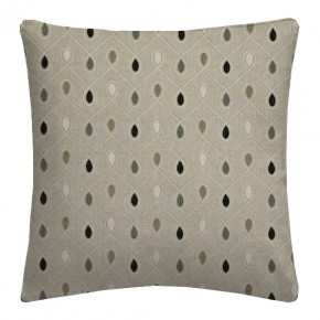 Clarke and Clarke Richmond Healey Charcoal Cushion Covers